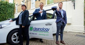 cleanology-sales-team