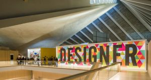 The Design Museum. Image credit: Gareth Gardner