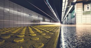 Brushtec-Station-rubber-flooring---public-domain
