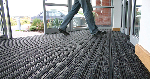 The benefits of entrance mats in commercial buildings - Cleaning Hygiene  Today